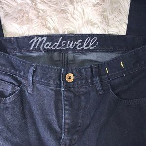 Madewell jean pants